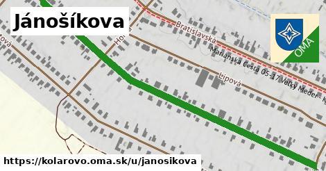 ilustrácia k Jánošíkova, Kolárovo - 0,81km