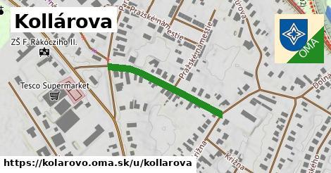 Kollárova, Kolárovo