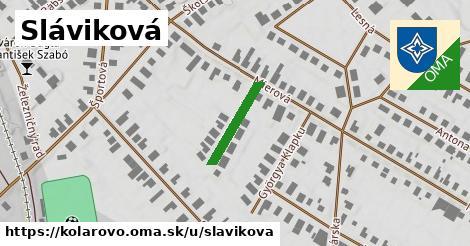 ilustrácia k Sláviková, Kolárovo - 153m