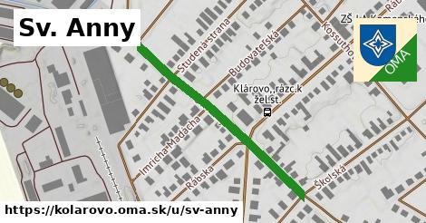 ilustrácia k Sv. Anny, Kolárovo - 447m