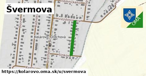 Švermova, Kolárovo