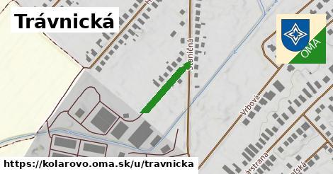 ilustrácia k Trávnická, Kolárovo - 148m