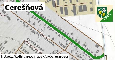 ilustračný obrázok k Čerešňová, Kolíňany