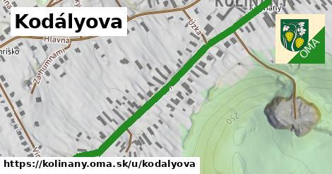 ilustrácia k Kodályova, Kolíňany - 0,76km