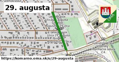 ilustrácia k 29. augusta, Komárno - 268m