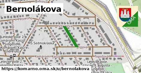 ilustrácia k Bernolákova, Komárno - 133m