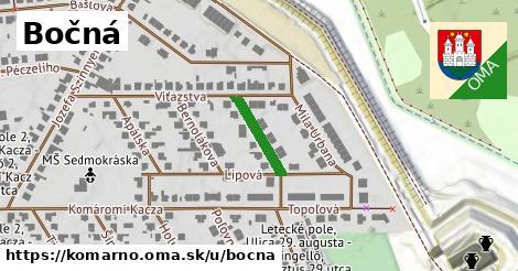 ilustrácia k Bočná, Komárno - 133m