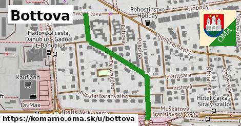 ilustrácia k Bottova, Komárno - 436m