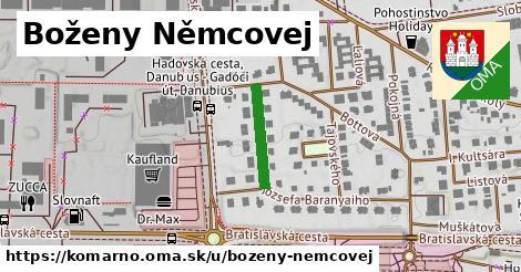ilustrácia k Boženy Němcovej, Komárno - 151m