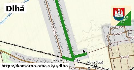 ilustrácia k Dlhá, Komárno - 1,11km
