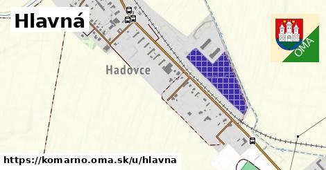 ilustrácia k Hlavná, Komárno - 2,2km