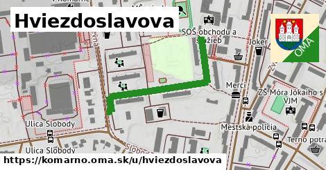 ilustrácia k Hviezdoslavova, Komárno - 386m