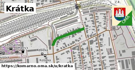 ilustrácia k Krátka, Komárno - 203m