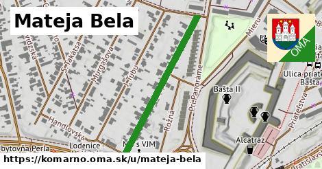 ilustrácia k Mateja Bela, Komárno - 366m