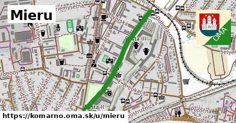 ilustrácia k Mieru, Komárno - 0,78km