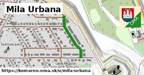ilustrácia k Mila Urbana, Komárno - 254m