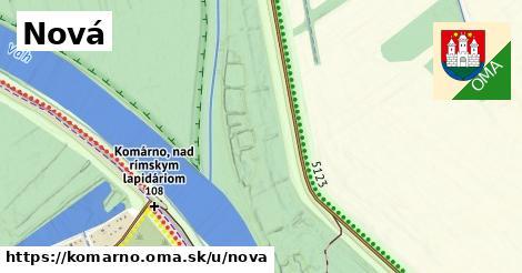 ilustračný obrázok k Nová, Komárno