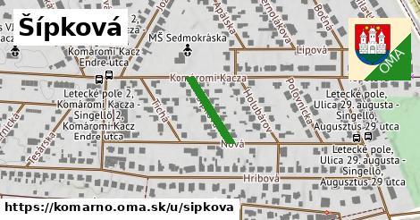 ilustrácia k Šípková, Komárno - 141m