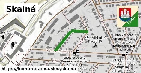ilustrácia k Skalná, Komárno - 228m