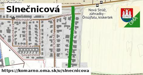 ilustrácia k Slnečnicová, Komárno - 331m