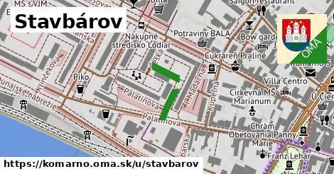 ilustrácia k Stavbárov, Komárno - 145m