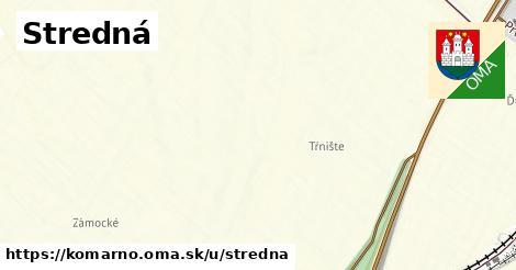 ilustrácia k Stredná, Komárno - 167m
