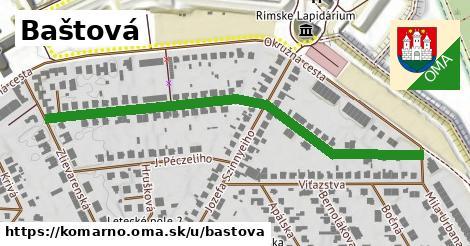 ilustrácia k Baštová, Komárno - 636m