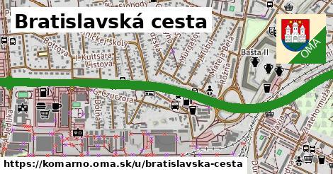 ilustrácia k Bratislavská cesta, Komárno - 3,9km