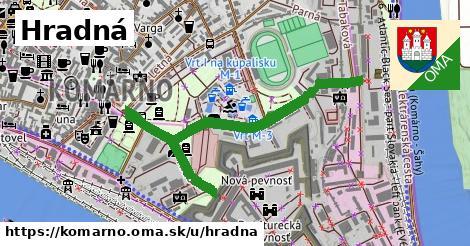 ilustrácia k Hradná, Komárno - 1,08km
