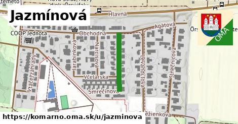 ilustrácia k Jazmínová, Komárno - 186m