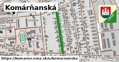 ilustrácia k Komárňanská cesta, Komárno - 2,6km