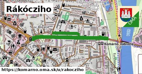 ilustrácia k Rákócziho, Komárno - 1,92km