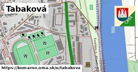 ilustrácia k Tabaková, Komárno - 375m