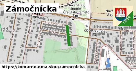 ilustrácia k Zámočnícka, Komárno - 118m