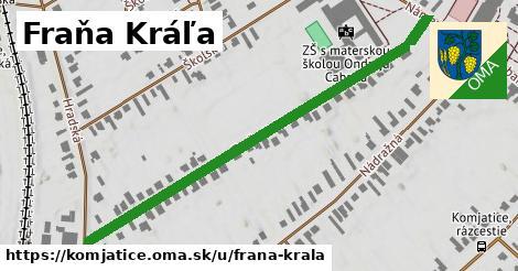 ilustrácia k Fraňa Kráľa, Komjatice - 603m