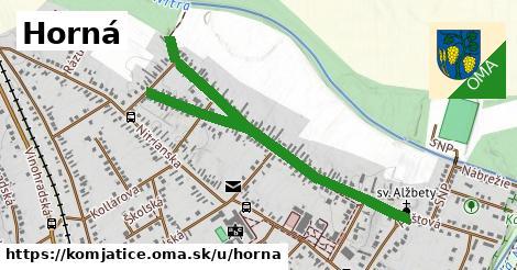 ilustrácia k Horná, Komjatice - 1,14km