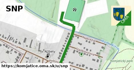 ilustrácia k SNP, Komjatice - 348m