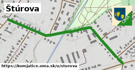 ilustrácia k Štúrova, Komjatice - 0,76km