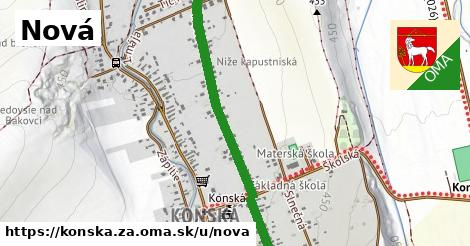 ilustrácia k Nová, Konská, okres ZA - 1,70km