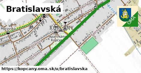 ilustrácia k Bratislavská, Kopčany - 2,2km