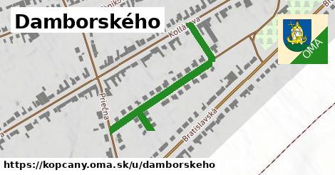 ilustrácia k Damborského, Kopčany - 0,70km
