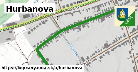 ilustrácia k Hurbanova, Kopčany - 685m