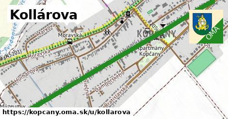 ilustrácia k Kollárova, Kopčany - 1,56km