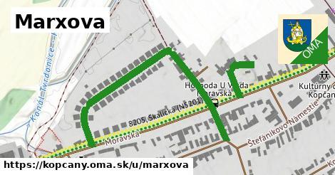 ilustrácia k Marxova, Kopčany - 560m