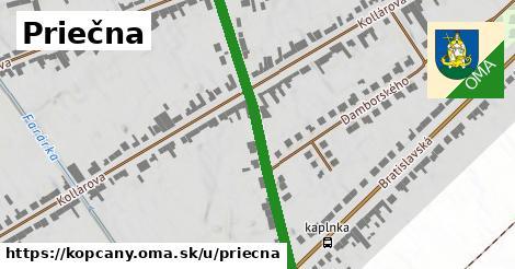 ilustrácia k Priečna, Kopčany - 438m