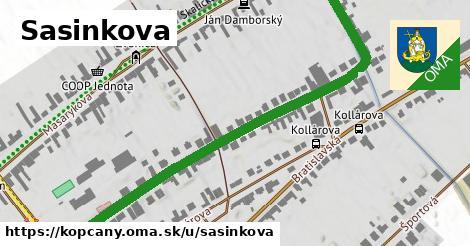 ilustrácia k Sasinkova, Kopčany - 0,72km