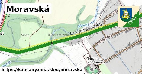 ilustrácia k Moravská, Kopčany - 553m