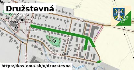 ilustrácia k Družstevná, Koš - 471m
