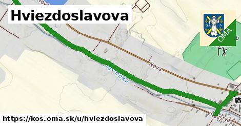 ilustrácia k Hviezdoslavova, Koš - 1,81km