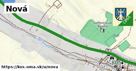 ilustrácia k Nová, Koš - 0,88km